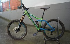 Cube Fritzz Hpa 180 Sl 2014 Freeride