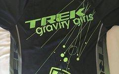 Trek Team Jersey Trikot Gravity Girls Gr.S/M