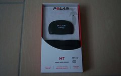 Polar H7 Bluetooth Smart Herzfrequenz-Sensor Neu