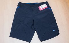Sugoi Men's RPM-X Shorts XXL Black/True Blue MTB Shorts DH Shorts UNGETRAGEN