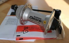 Shimano Deore Disc Vorderradnabe Nabe Centerlock 32 L - NEU xt, slx