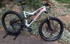 Specialized Stumpjumper FSR CompCarbon 29/6fattie L