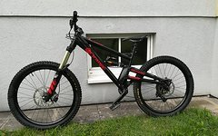 Orange Bikes Alpine 160 Medium Komplett/Rahmen