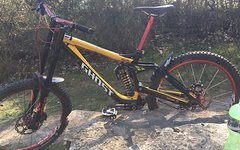 Ghost DH 9000 - Carbon Wippe * Custom*