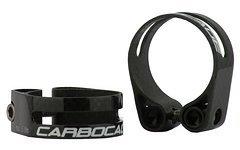 Carbocage Carbon Sattelklemme *alle Durchmesser*