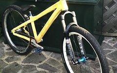 Bergamont Dirt Bike Hope Pro 4, Argyle, Slopestyle, ... Kiez 040