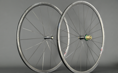 """Radsporttechnik Müller Laufradsatz Rennrad Extralite 77 Composite C25 Carbon Sapim 915g 28"""" Clincher"""