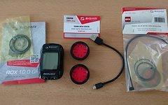 Sigma ROX 10.0 GPS schwarz Basic ANT+ Radcomputer