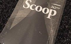 Fabric SCOOP FLAT Elite Sattel | Green