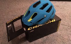 *preisupdate* Cratoni AllTrack MTB Enduro Helm NEU!!!!! Gr. M/L 58-61cm (wie Bell Super, iXS Trail usw)