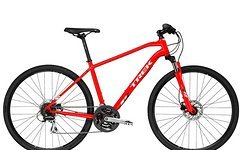 "Trek DS 2 15.5"""" Viper Red 2017"