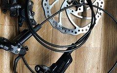 Shimano Scheibenbremse SLX Set BL-M675 mit Scheibe