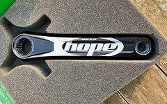 Hope Kurbelgarnitur schwarz 175mm, XC, AM, DH