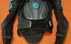 661 SixSixOne SixSixOne Rage Pressure Suit Protektorenjacke