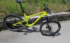Transition Bikes Transition Scout, XL, Gelb, 2015