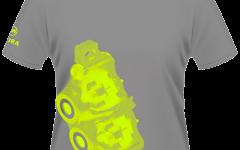 """Magura """"MT7 Raceline"""" T-Shirt Gr. M"""