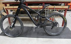 Trek Session 8 27,5 DH Black