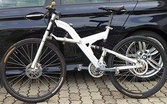 BMW Q6.S XTR, Klappbar, Fully Mountainbike MTB, Größe S, NP 4.000,- EUR