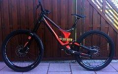 Specialized DEMO 8 FSR II 650B Downhill Bike 2016 Größe L