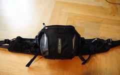 Ortlieb Hip-Pack2 Hüfttasche schieferschwarz