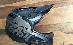 Leatt DBX 5.0 Composite Helm, NEUWERTIG, Größe L