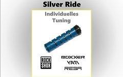 Anyrace Silver Ride für Rock Shox Motion Control