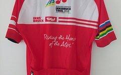 Santini Offizielles Trikot der UCI Rad WM 2018 Innsbruck