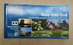 Bikeline Radtourenbuch Hase-Ems-Tour - GPS - Neu
