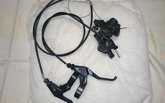 Shimano BR-M465 mechanische Scheibenbremse