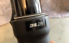 Fox 34 PERFORMANCE ELITE 140mm 29er