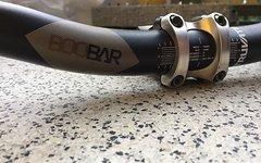 Easton Haven Vorbau (55mm) + Truvativ BooBar Lenker (780mm)