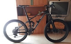 Nox ED 5.9 C Carbon Rahmenset Scott Trail Enduro