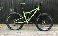 Cannondale Habit Carbon 1 M, 2016