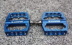 Blackspire Sub4 blau elox