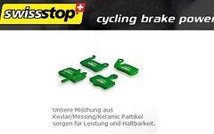 SwissStop Bremsbeläge für viele Bremen ab Lager lieferbar
