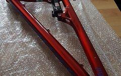 Specialized P Slope Rahmen Dirt Candy Red + Zubehör Selten RAR