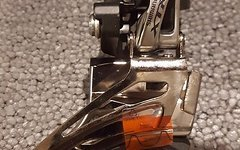 Shimano XTR Umwerfer 9000 2-fach Topswing Schelle