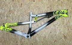 NS Bikes Soda Slope Rahmen - NEU