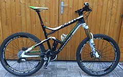 Cannondale Jekyll Carbon 1 2013 Enduro All Mountain
