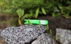 Reverse Components Long Live Sattelklemme 34,9mm neon grün green mit OVP