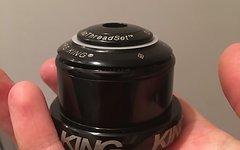 Chris King Inset 3, 44mm/49mm tapered schwarz