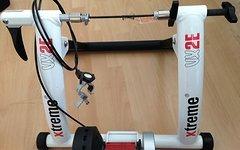 Rose Xtreme VX-2E Heimtrainer Rollentrainer inkl. VR-Lifter
