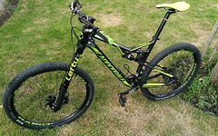 Cannondale Habit 3 Carbon 27,5 Zoll 650b Trail Allmountain XC CC