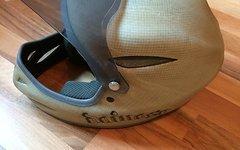 Dainese Raptor Full Face Integral Helm Downhill Freeride Carbon