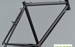 Müsing Cyclocross Rahmen in RH 58cm schwarz Gravelbike NR416