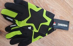 Zimtstern Draco Pro Glove // Handschuhe // Farbe Lime // NEU // Größe L