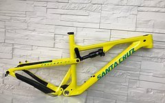 Santa Cruz Tallboy CC Frameset Yellow / Emerald Gr.L