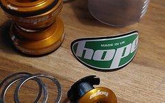 Hope EC34 Steuersatz orange 1 1/8