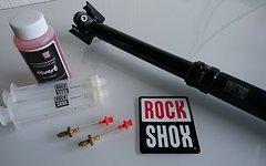 Rock Shox Reverb 150 x 31,6mm Stealth
