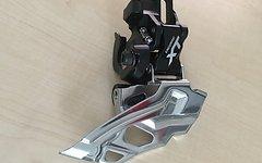 Shimano XT Umwerfer, 2-fach, FD-M786-D-L, Schwarz, DIRECT MOUNT, 66-69, Down Swing, Dual Pull